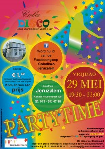 poster A3 coladisco partytime Definitief.indd wtrmrk