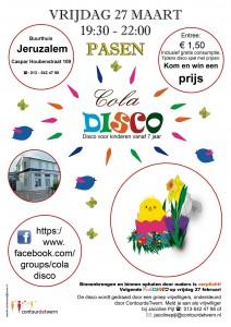 poster coladisco 27 maart pasen 222
