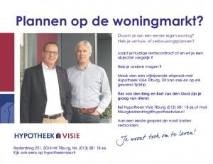 webadvert hypotheekVisie