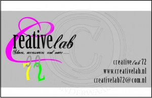 visitekrt logo creativelab72 watermerk